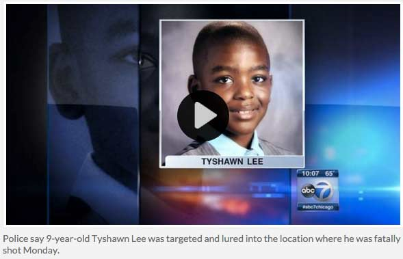 ABC 7 Tyshawn Lee Lured 11 5 15