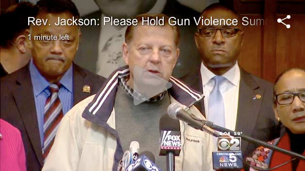 CBS 10 05 2015 Jackson calls for gun violence summit chicago