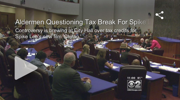 CBS-Chicago Aldermen-question-tax-break-for-chiraq