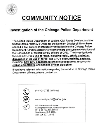 community notice cpd investigation thumb