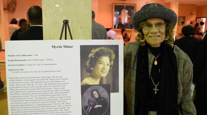 100th Anniversary Worship Service on October 2 2016 | Myrtis Minor and other elders honored
