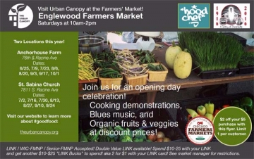 Englewood Farmers Market Flyer 600w