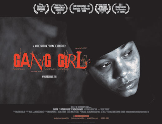 Poster of Gang Girl Movie