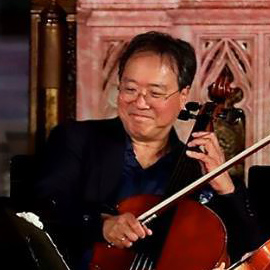 Yo-Yo Ma Concert for Peace