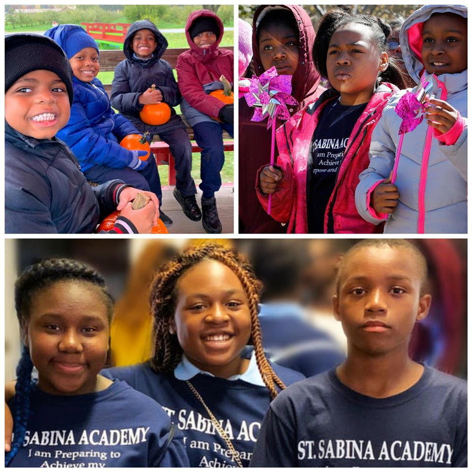 stsabina academy giving tuesday