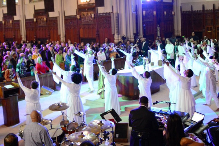 100th Anniversary Worship Service on October 2 2016 | Spirit of David Dancers