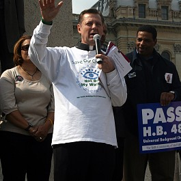Portrait of Rev Pfleger 1152px by 1728px