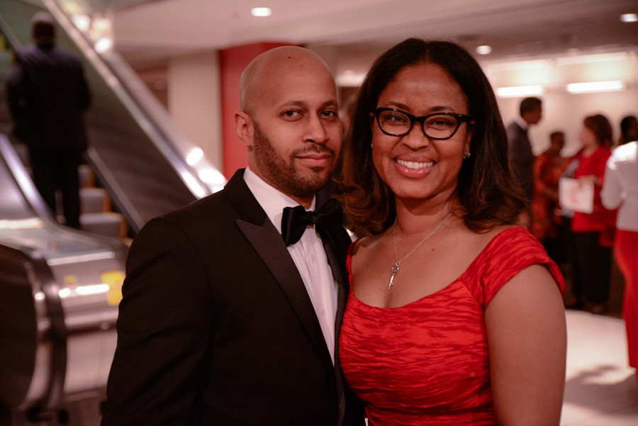 100th Anniversary Gala | Cory and Evelyn Williams | photo by Mack Julion