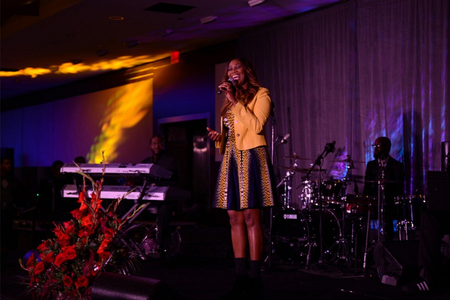 100th Anniversary Gala | Yolanda Adams | photo by Mack Julion