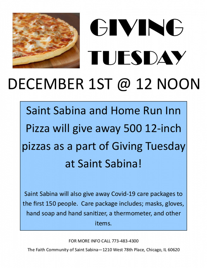 2020.12.01 Giving.Tuesday.Pizza.Giveaway