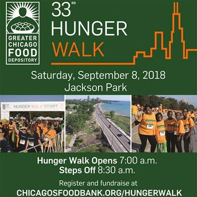 Hunger Walk for Social Services