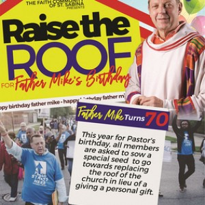 Raise the Roof Campaign