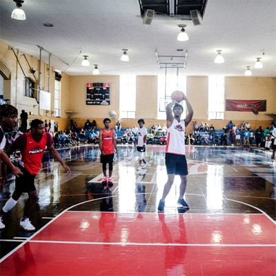 Peace League Basketball Tournament