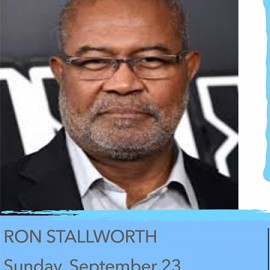 Ron Stallworth, the real Black Klansman