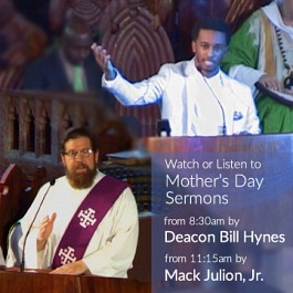 Mother's Day Sermons
